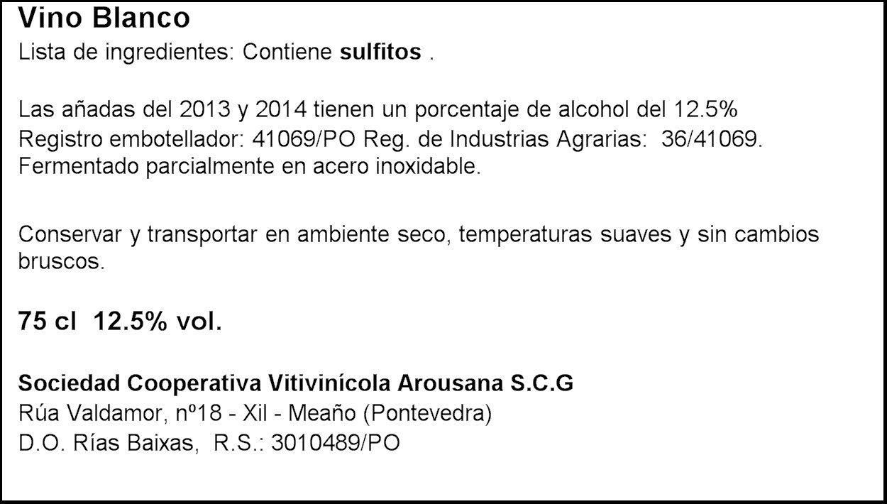 Paco & Lola - Vino Blanco 100% Albariño - 75 cl: Amazon.es: Amazon Pantry