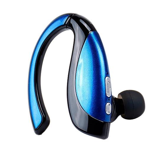 3 opinioni per Bluetooth Headset Cuffia Senza Fili X16 con Controllo Volume Gancio L'orecchio-