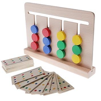 B Blesiya Juguetes Educativos De Logico Matematicas De 4 Colores