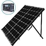 Renogy 200 Watt Eclipse Monocrystalline Portable Solar Suitcase with Voyager Waterproof Charge Controller