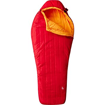Mountain Hardwear Hotbed Spark - Sacos de Dormir - Naranja/Rojo Modelo Izquierda 2017: Amazon.es: Deportes y aire libre