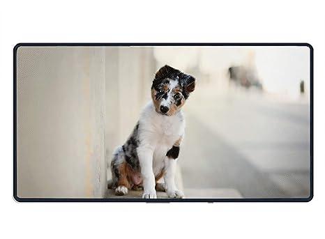 Amazon.com: Computer Animal Puppy Baby Dog Mouse Pad (15.5 x ...