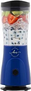 Kitchen Selectives Cobalt Blue 14-Ounce Mini Blender
