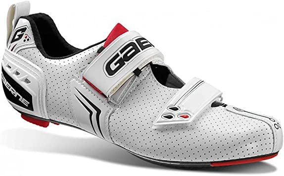 Gaerne Carbon Speedplay G. Kona Zapatillas Triatlón Ciclismo, White – 42.5: Amazon.es: Deportes y aire libre