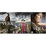Vera 1-7: ITV1 Series 1, 2, 3, 4, 5, 6, 7 Complete DVD Collection + Extras - Inspired by the best selling novels, Vera, created by renowned crime writer Ann Cleeves