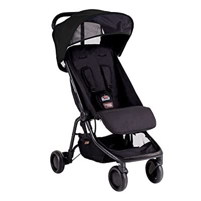Mountain Buggy Nano 2015 Stroller, Black