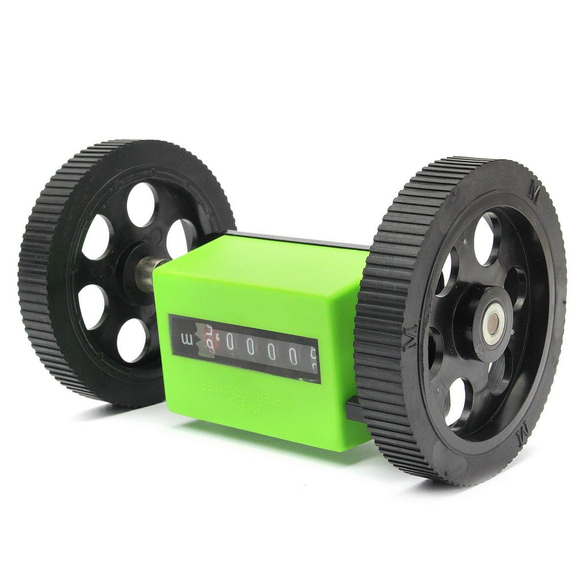 Tutoy Textil Druck Färben Meter Zähler Rolling Wheel Mechanical Length Counter B074W4DV1J | Reparieren