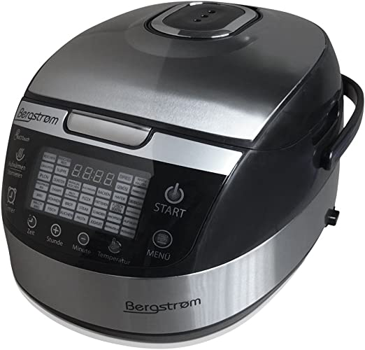 Robot cocina multifunción olla de vapor Multiwarka robot cocina multifunión freidora eléctrica: Amazon.es: Hogar