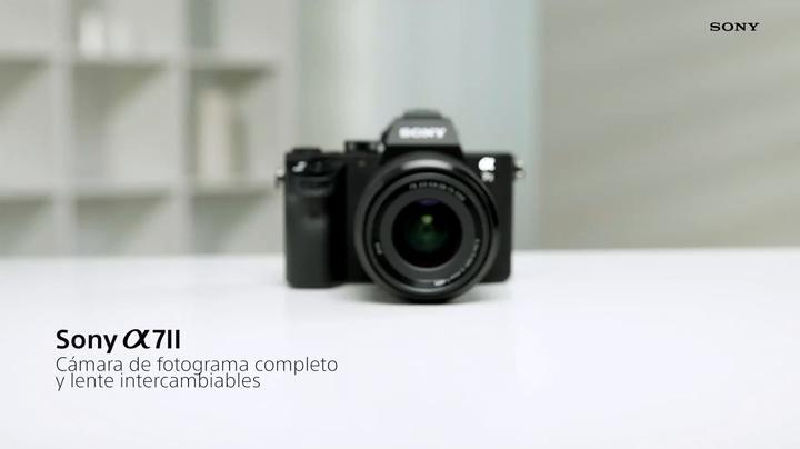 Sony ILCE-7M2 Alpha7 II - Cámara EVIL de 24.3 MP con montura tipo ...