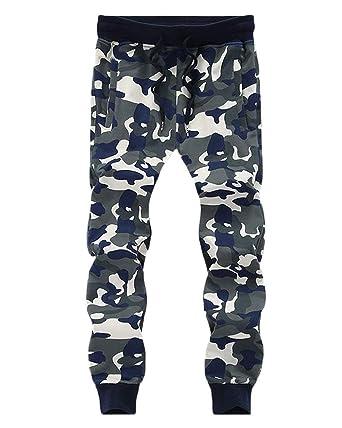Pantalones De Camuflaje Al Aire Libre De Los Hombres Pantalones ...