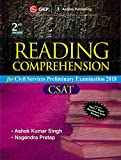 Reading Comprehension for Civil Services Preliminary Examination 2018