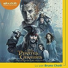 La vengeance de Salazar (Pirates des Caraïbes 5) | Livre audio Auteur(s) :  divers auteurs Narrateur(s) : Bruno Choël