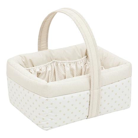 Canastilla Bebe Amazon.Cambrass Layette Basket Star Beige Amazon Co Uk Baby