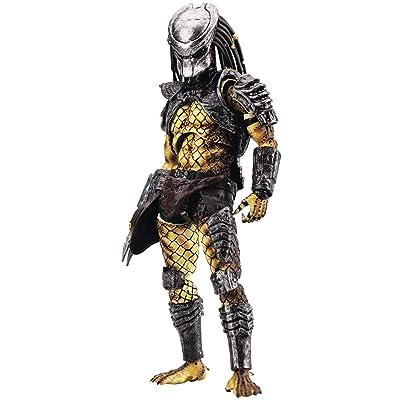 Hiya Toys Predator 2: Scout Predator 1:18 Scale 4 Inch Acton Figure: Toys & Games