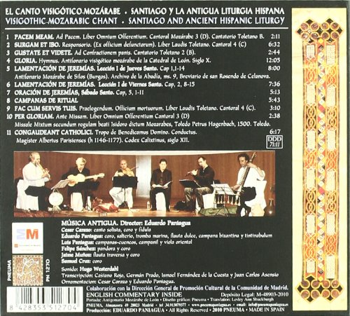 - Visigothic Mozarabic Chant - Amazon.com Music