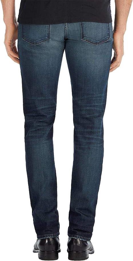 J Brand Mens Tyler Slim Fit Straight Leg Jeans 33 Jupiter