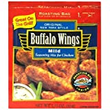 French's Buffalo Wings Seasoning Mild 1.75 OZ(Pack of 6)
