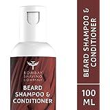 Bombay Shaving Company Beard Shampoo and Conditioner - 100 ml (Wood Scented)