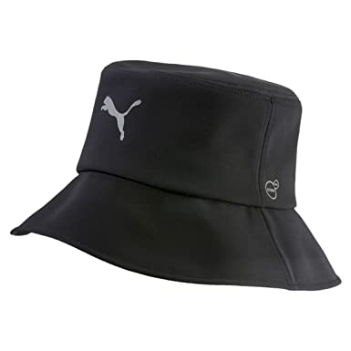 Puma Golf 2017 Mens StormCell Bucket Hat - Puma Black - M L  Amazon ... ff27a244376f