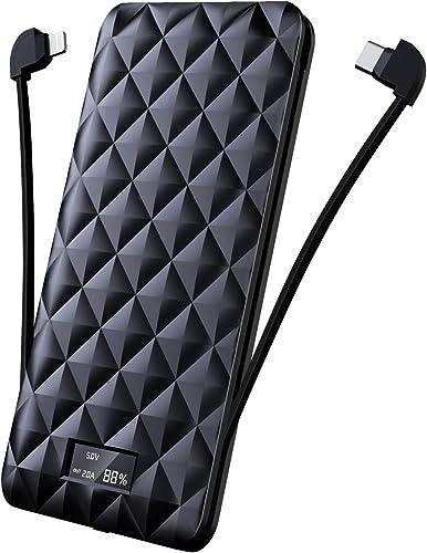 iWalk Portable Charger 10000mAh Power Bank