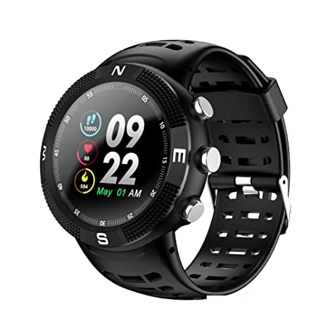 Amazon.com: OJBDK Smartwatch IP68 Waterproof Sports ...