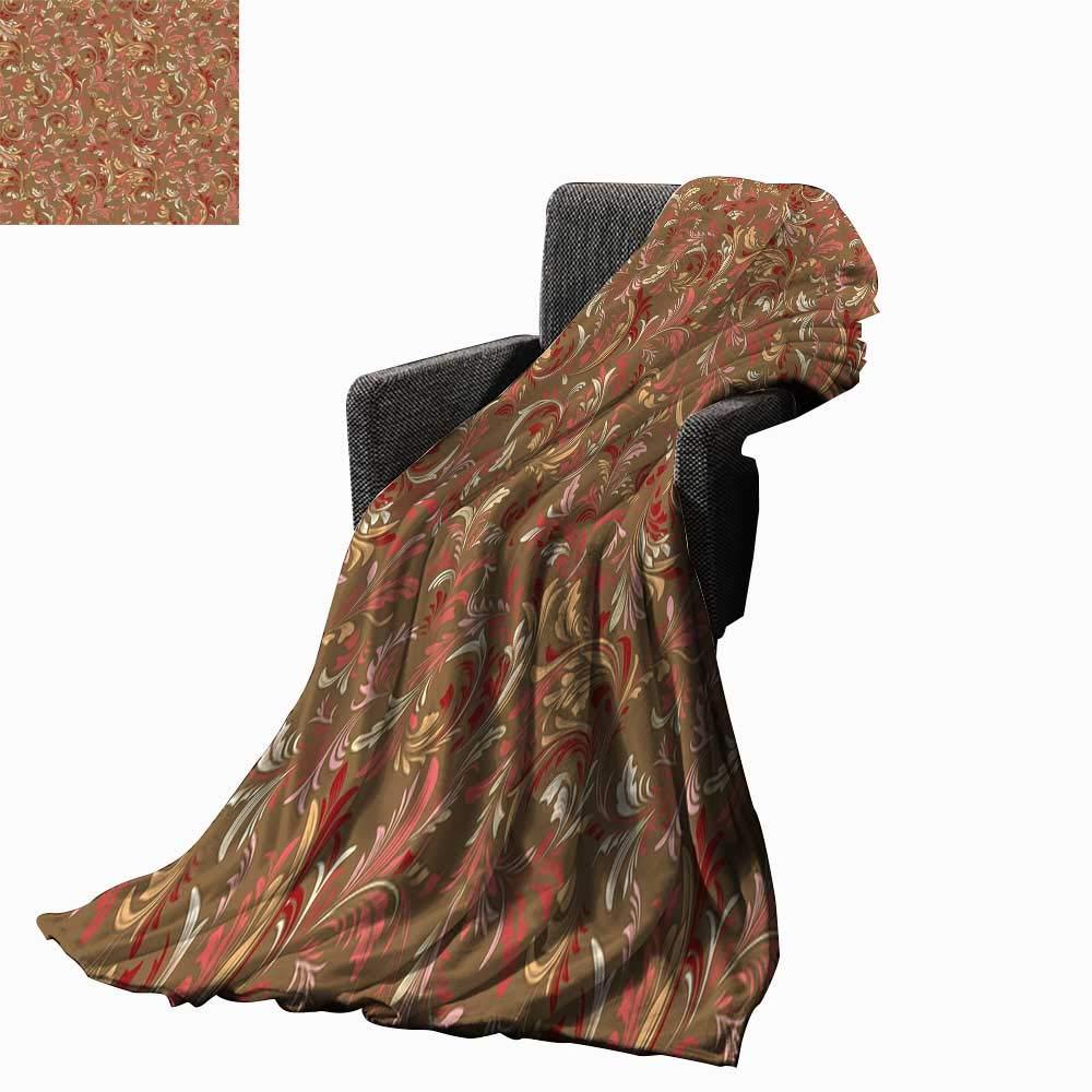 Amazon.com: Luckyee - Manta de estilo victoriano con diseño ...