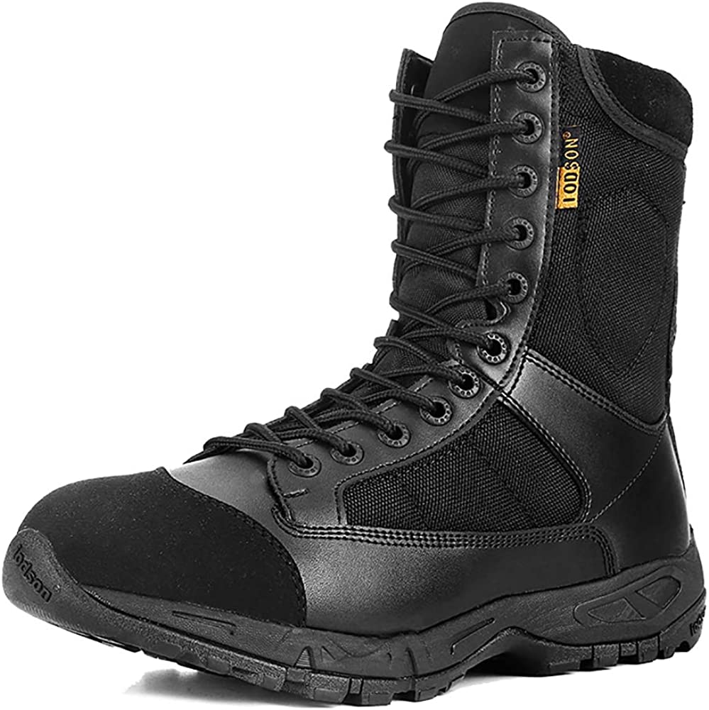Tactical Combat Boots