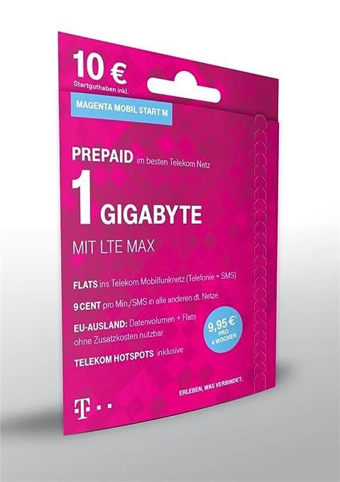 Original T Mobile Xtra Card Triple Flat 15 Eur Startguthaben 10 Eur