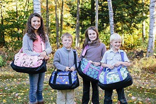 Wildkin Olive Kids Birdie Overnighter Duffel Bag