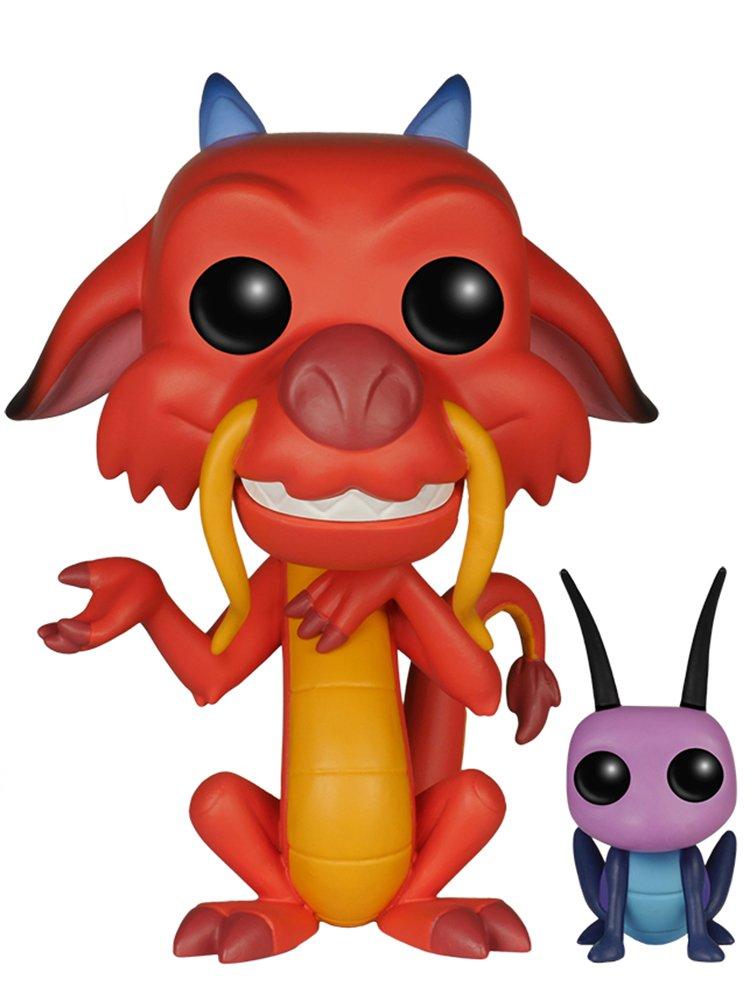Mulan: Mushu & Cricket Funko Pop! Disney: FUN5898 Accessory Toys & Games