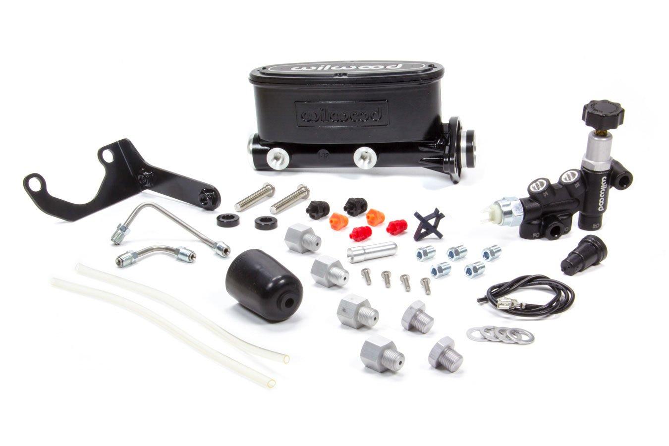 Wilwood 261-13270-BK Brake Master Cylinder Kit