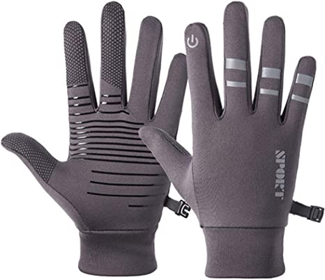 Running Guepardo Guantes Impermeables para Hombres y Mujeres ...