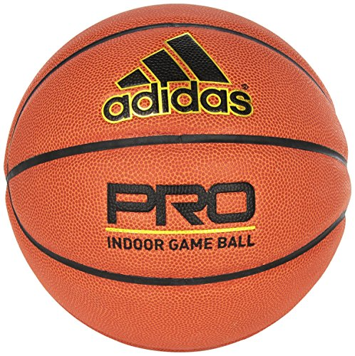 adidas Performance New Pro Basketball, Natural, Size 7