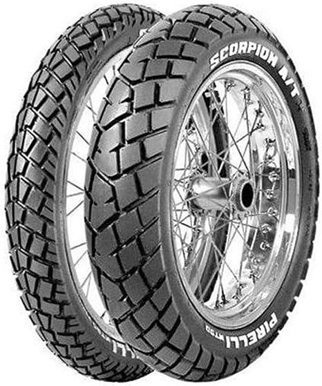 Pneumatici Pirelli MT 90 A//T SCORPION 140//80-18 M//C 70S Posteriore ENDURO ON//OFF    gomme moto e scooter