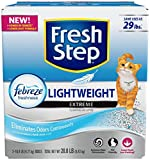 Fresh Step Lightweight Extreme, Scented Scoopable Cat Litter, 20.8 Pounds (Product May Vary)
