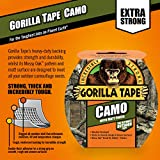 "Gorilla Camo Duct Tape, 1.88"" x 9 yd, Mossy"