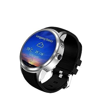 DUWIN Reloj Inteligente X200 Pantalla Redonda Android5.1 IP67 Impermeable Bluetooth WiFi MTK6580 Cuádruple Núcleo GPS Posicionamiento Cámara Teléfono Reloj, ...