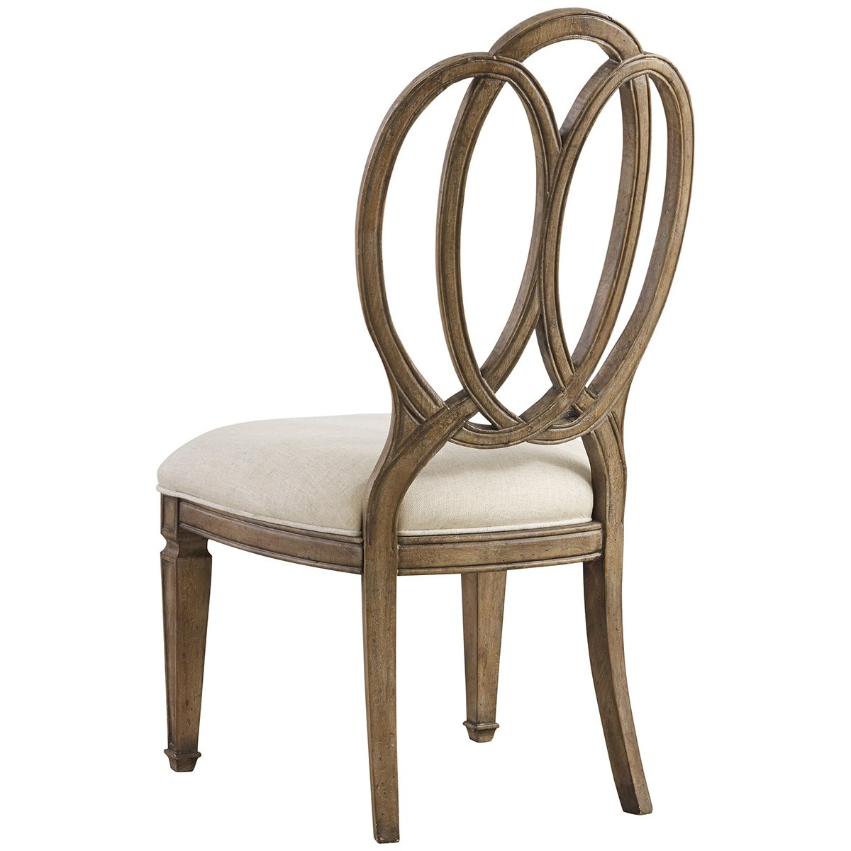 Amazon com hooker furniture solana dining side chair in light oak chairs