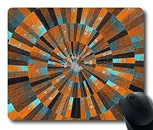 Mouse Pad Mayan Spiral Desktop Laptop Mousepads Comfortable Office Mouse Pad Mat Cute Gaming Mouse Pad