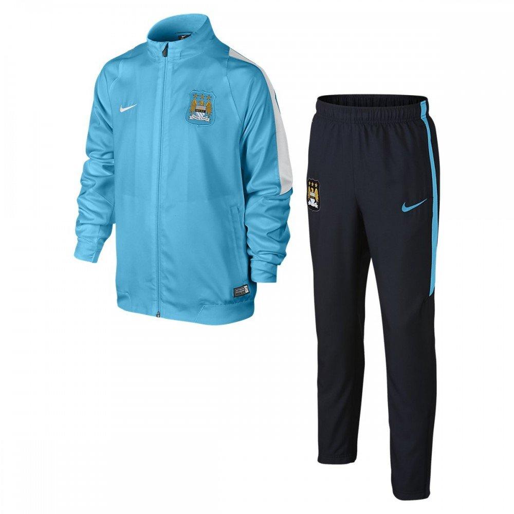 Nike - Chándal de niños Manchester City FC 2015-2016: Amazon.es ...