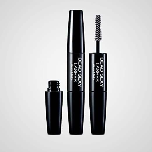KISS NY Professional Dead Sexy Lashes Mascara Volume & Define Black (KVDM02)
