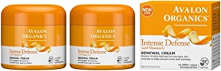 product image for Avalon Organics Vitamin C Renewal Creme - 2 oz - 2 pk