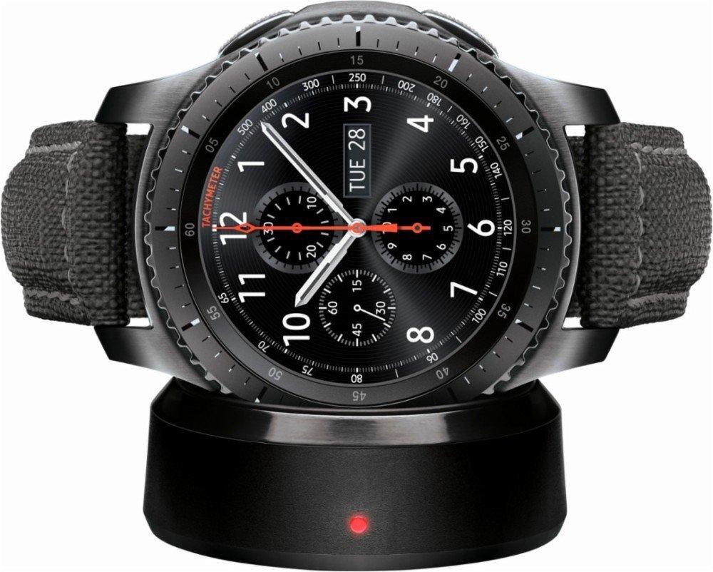 Amazon.com: Samsung Gear S3 Frontier Tumi Special Edition ...