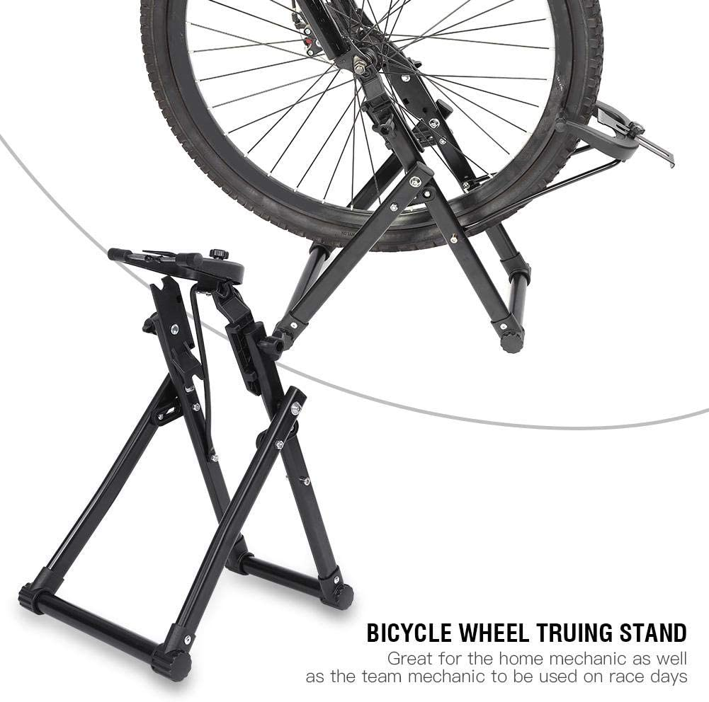 GOTOP Truing Stand, Home Mechanic Bike Wheel Truing Stand ...