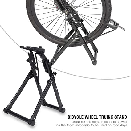 "Bike Wheel Truing Stand Bicycle Maintenance Suitable Tire Sizes For 16/"" 29/"" US"