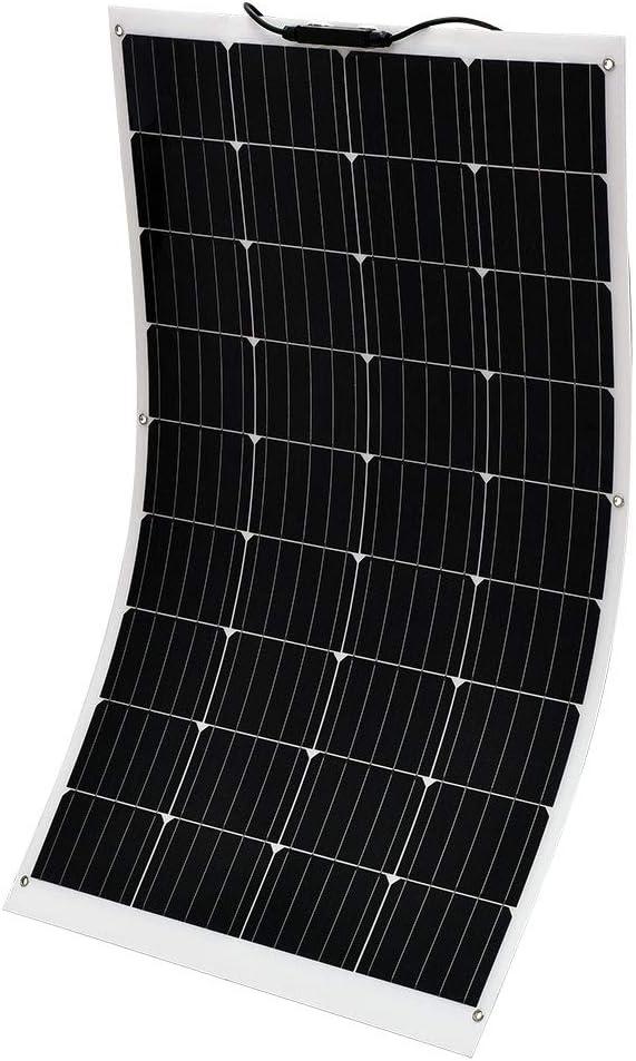 Ultimate Guide To The Best Camping Solar Panels Australia 2021 - Flexible Solar Panel 12V