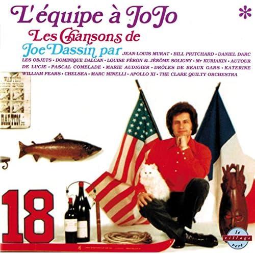 L'Equipe A JoJo - Les Chansons De Joe Dassin