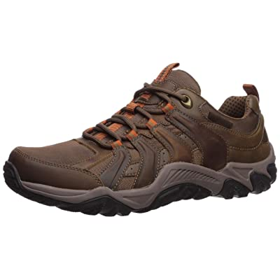 Skechers Men's Outline-SOLEGO Trail Oxford Hiking Shoe | Hiking Shoes