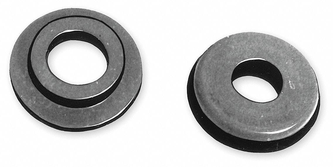 Flat Gladhand Seal, PK50 VELVAC 035007