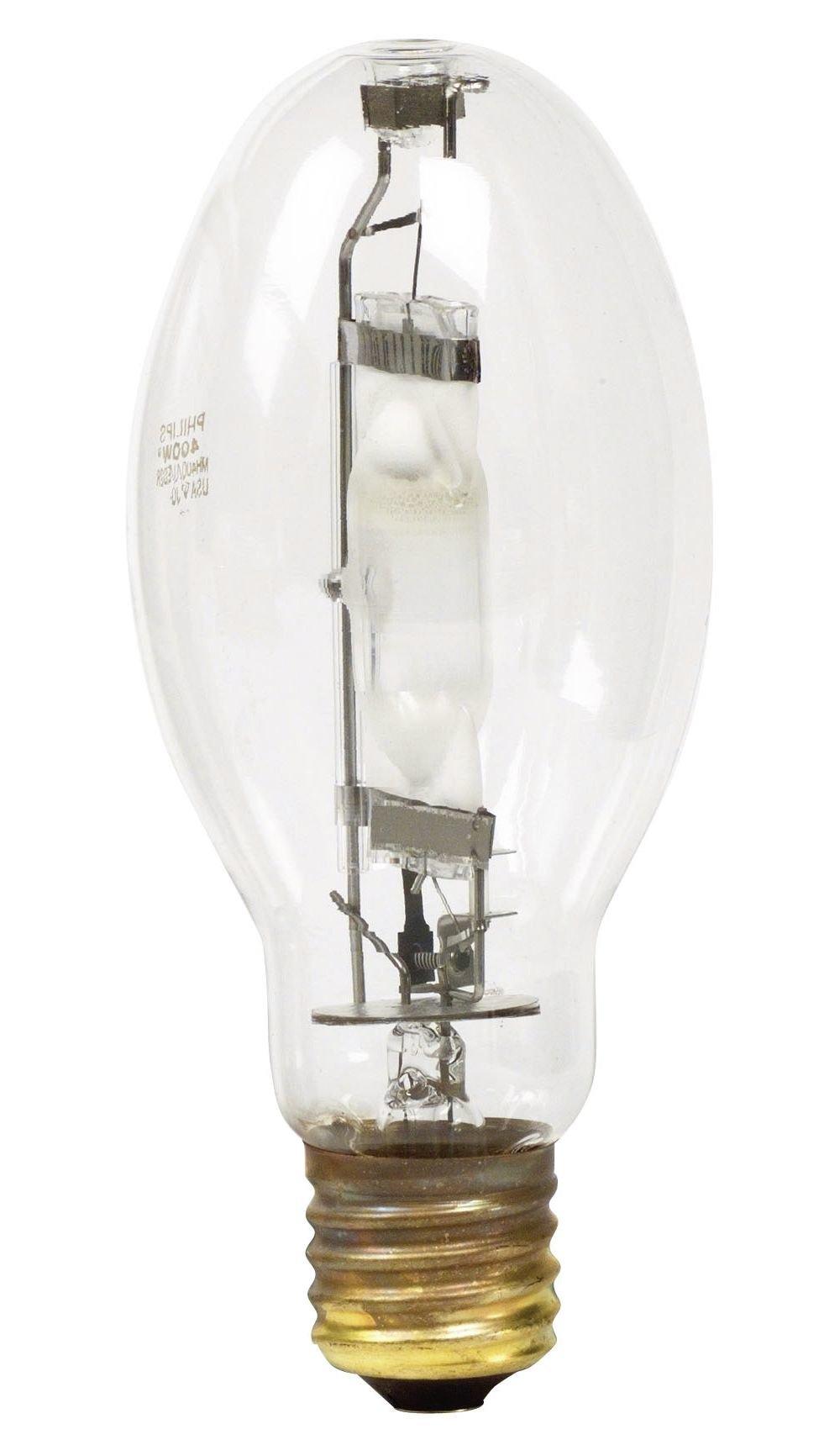 Philips 140855 High Intensity Discharge Metal Halide 175-Watt ED28 Mogul Base Light Bulb
